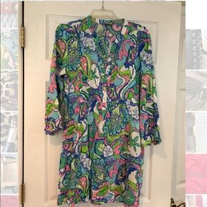 Cotton Lily Pulitzer Dress